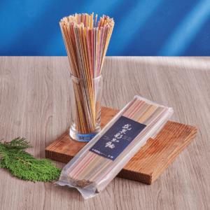 天然蔬果彩虹麵